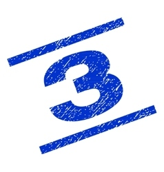 3 Watermark Stamp vector