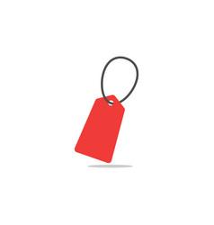retail logo design template vector image
