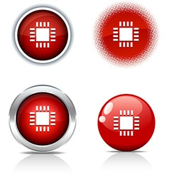 Cpu buttons vector