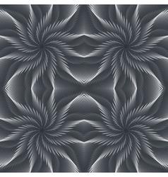 Vortex Seamless Pattern vector image