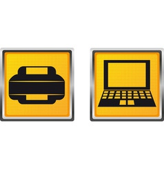 icons 11 vector image