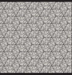 Seamless stripes pattern modern stylish vector