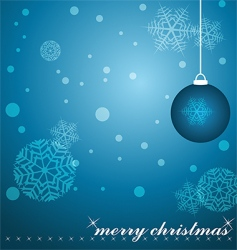 christmas illustration vector image