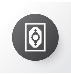 Mushaf icon symbol premium quality isolated vector