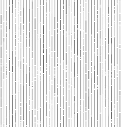 Vertical gray random tinted lines seamless pattern vector