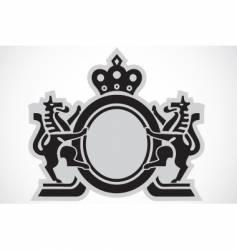 icon ornament vector image vector image