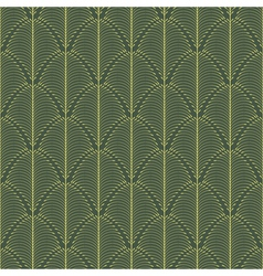 Abstract pattern with a plant-like figure vector