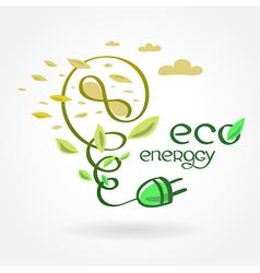 Eco energy wind turbine alternative power vector