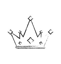 Crown royal symbol vector