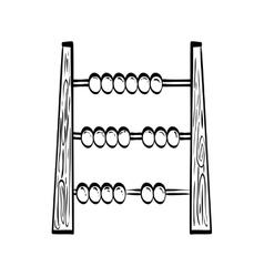 Table math icon school design graphic vector