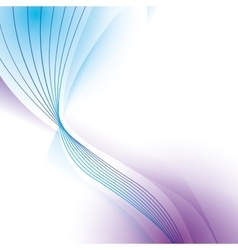 wave wallpaper shiny blue purple background icon vector image