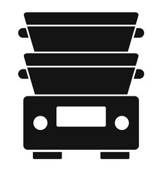 cookware equipment icon simple style vector image