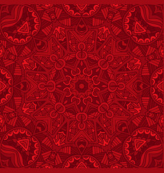 geometric pattern design for background vector image