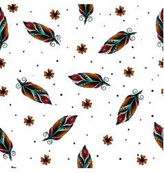 old school tattoo pattern vector image