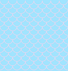 texture of scales on mermaid vector image vector image