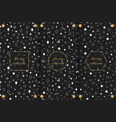 backgrounds for luxury goods vector image vector image