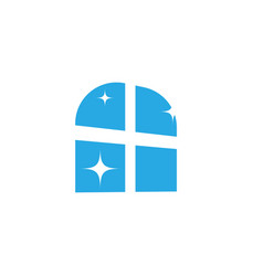 Window icon graphic design template isolated vector