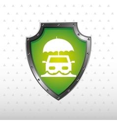 Insurance concept design vector