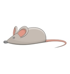 Mouse toy for pet icon cartoon style vector image