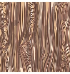 Wood pattern dark texture with brown color vector image vector image