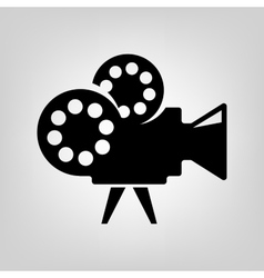 Cinema icon vector image
