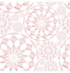abstract geometric kaleidoscope pattern texture vector image