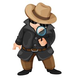A fat detective vector