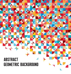 Abstract Geometric Background - Creative Design vector image