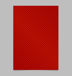 abstractal halftone circle pattern background vector image
