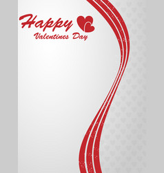 Background valentines day vector