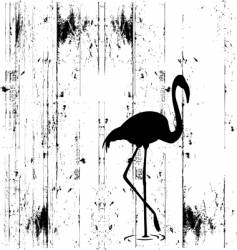 Bird dirty vector