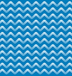 Blue abstract pattern with bright stripes vector