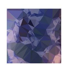 Bluebonnet blue orange abstract low polygon vector