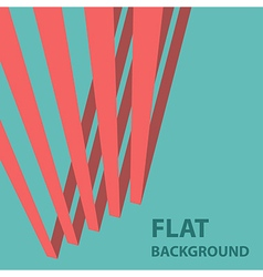 Flat background 1 vector