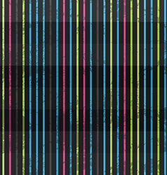 neon stripes seamless vector image