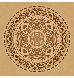 Oriental decoration vector