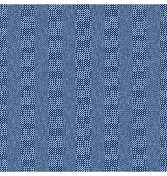 jeans fabric vector image