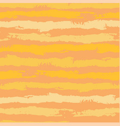 colorful textured horizontal striped sunny vector image