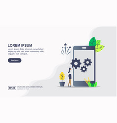 creative solution icon vector image