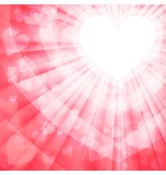 valentine vector image vector image