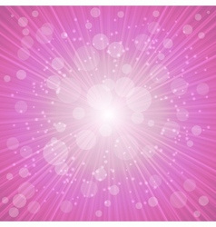 Purple Summer Background vector image vector image