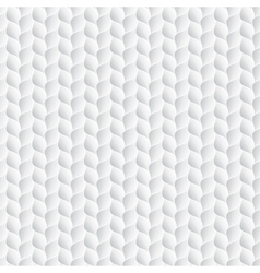 White decorative texture - seamless vector image
