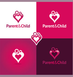 Parentand child vector
