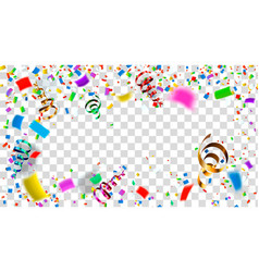 celebration bright colorful vector image