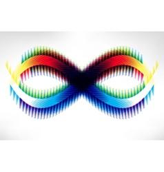 Cmyk Halftone banners vector image