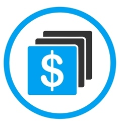 Finances Flat Icon vector