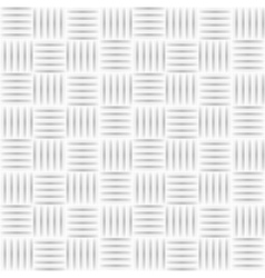 White tile texture Seamless background vector