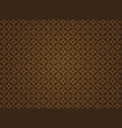 abstract of art deco pattern background vector image