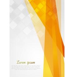 Colourful tech backdrop vector