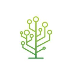 Processor-Tree-380x400 vector image